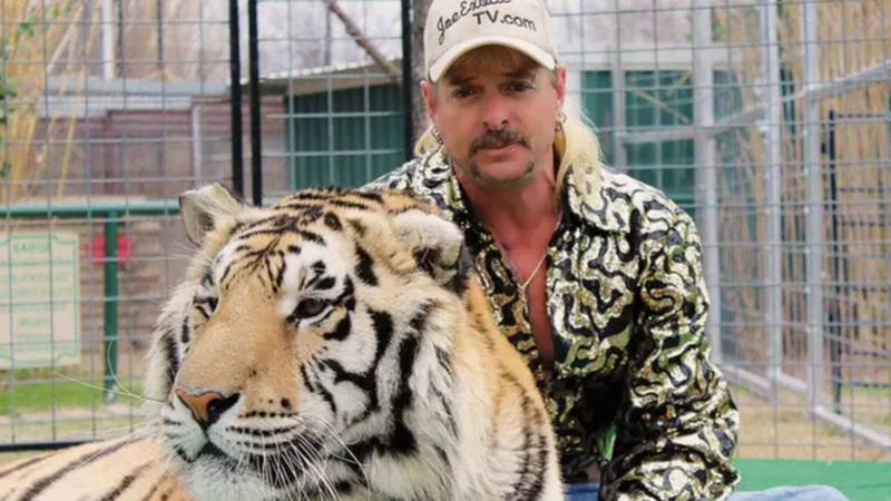 Joe Exotic Is Launching A Line Of Underwear With His Face On The Crotch