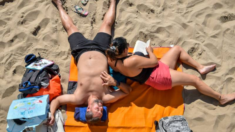 Britain To Be Hotter Than Portugal With Temperatures Up To 31C Next Week