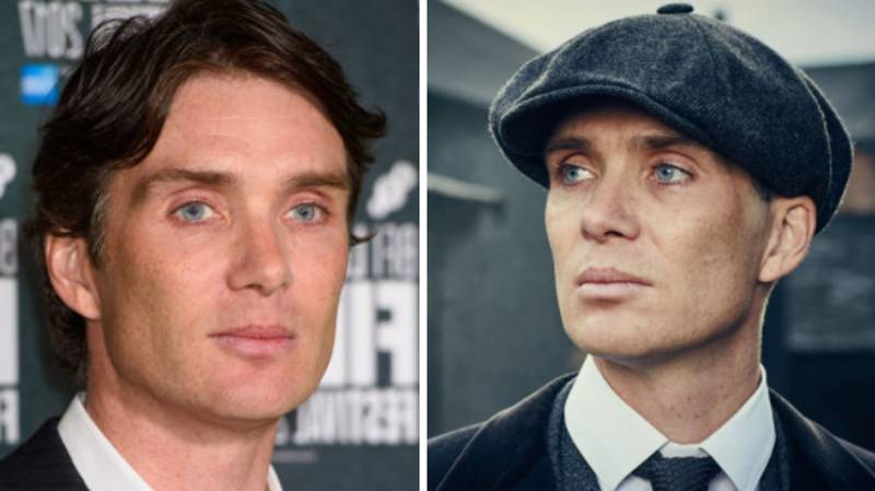 Cillian Murphy Has Revealed Why Thomas Shelby Never Eats In Peaky Blinders