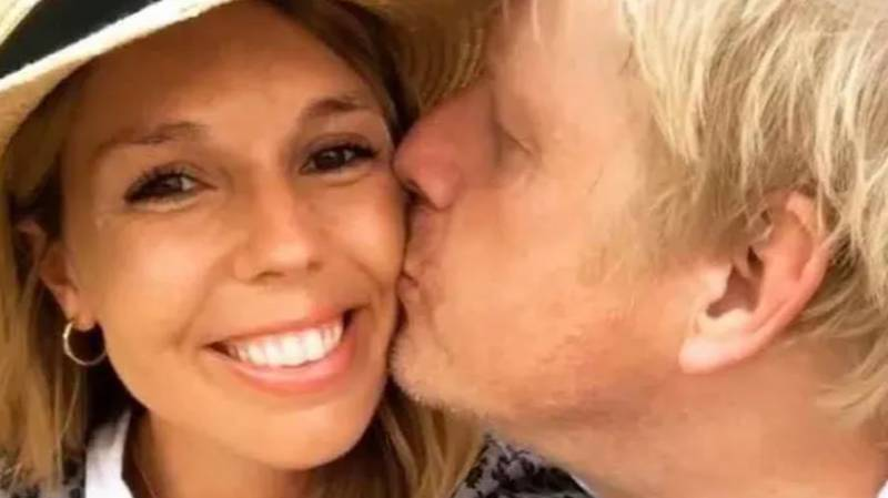 Prime Minister Boris Johnson And Fiancée Carrie Symonds Welcome Baby