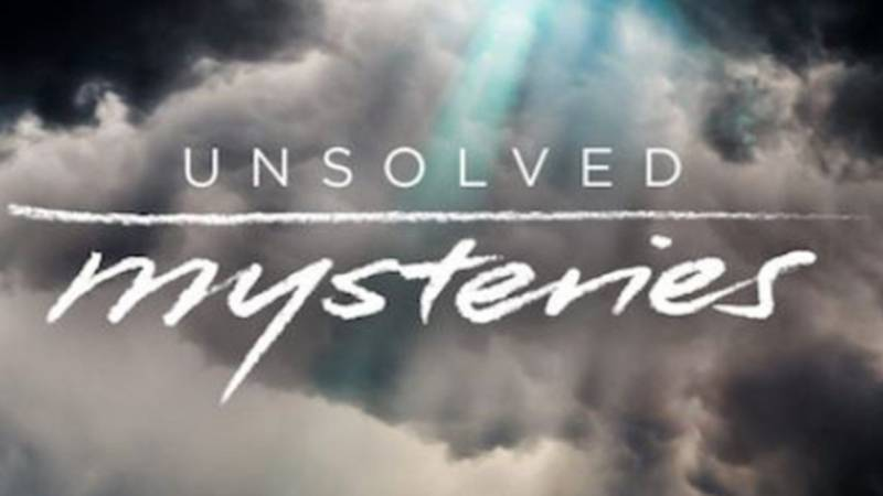 Netflix Reveals Release Date For Six New Episodes Of 'Unsolved Mysteries'