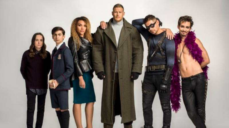 Netflix's 'The Umbrella Academy' Season 2 Has Finished Filming in Canada