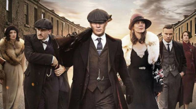 'Peaky Blinders' Creator Says He's 'Looking At' A Spin-Off Film And We Cannot Wait