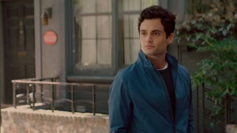Penn Badgley Discusses Why 'You' Fans Are Thirsty For Joe Goldberg