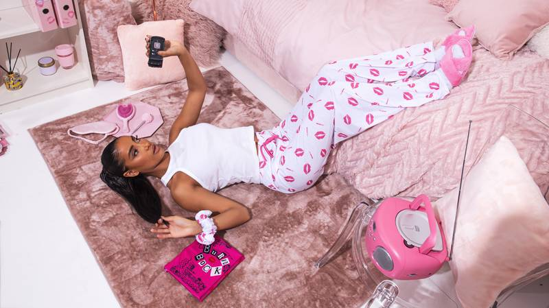 ISawItFirst Launches Mean Girls Loungewear Range