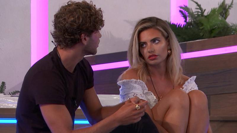 Scott Disick Tells Love Island's Megan Barton Hanson To Apologise To Eyal Booker For 2018 Series