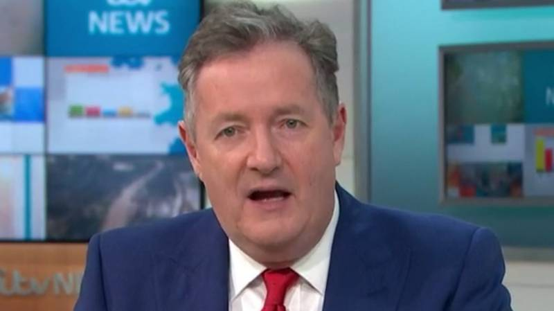 Piers Morgan Slams People Who Are Trolling Captain Sir Tom Moore For Barbados Trip