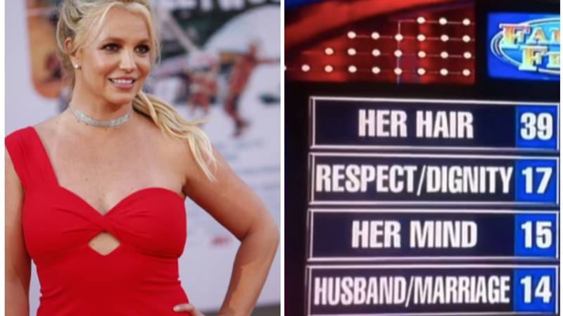 Framing Britney Spears Viewers Shocked At Resurfaced Game Show Clip Mocking Her Breakdown