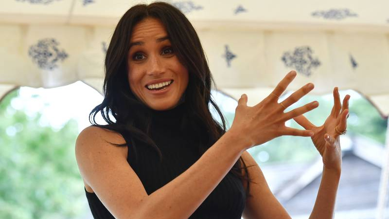 Meghan Markle Made Her First Public Speech Without Any Notes And It Was Absolutely Flawless