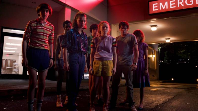 Netflix Just Dropped The Trailer For 'Stranger Things' Season Three