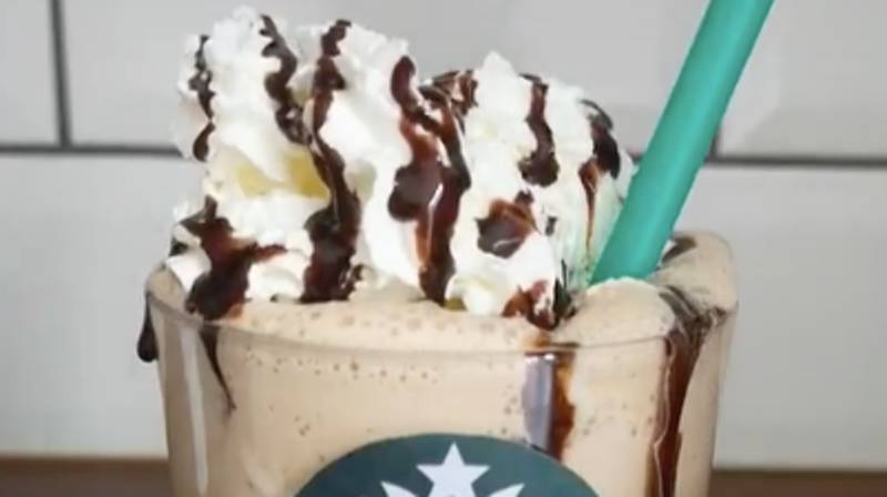 You Can Now Make Starbucks' Frappuccino At Home - And Here's How