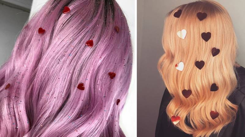 Valentine's Hair Is The Beauty Trend That's Captured Our Hearts