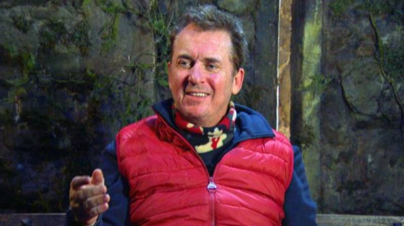 I'm A Celebrity Fans Think They Heard Shane Talking About New Campmates Before They Arrived