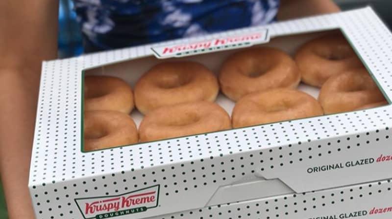Krispy Kreme Is Giving Free Doughnuts To People Who've Had Birthdays In Lockdown