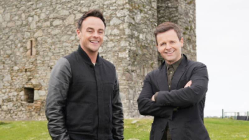 Tearful Ant & Dec Discover They're Related In Surprise Twist On Their 'DNA Journey'