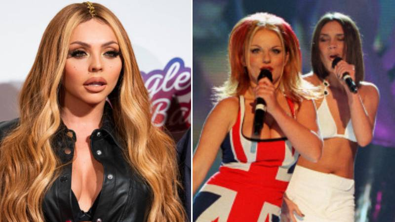 Little Mix's Jesy Nelson Dressed Up As Ginger Spice And It Was Iconic