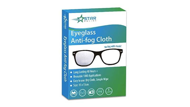 People Are Going Mad For These Anti-Fog Wipes For Glasses