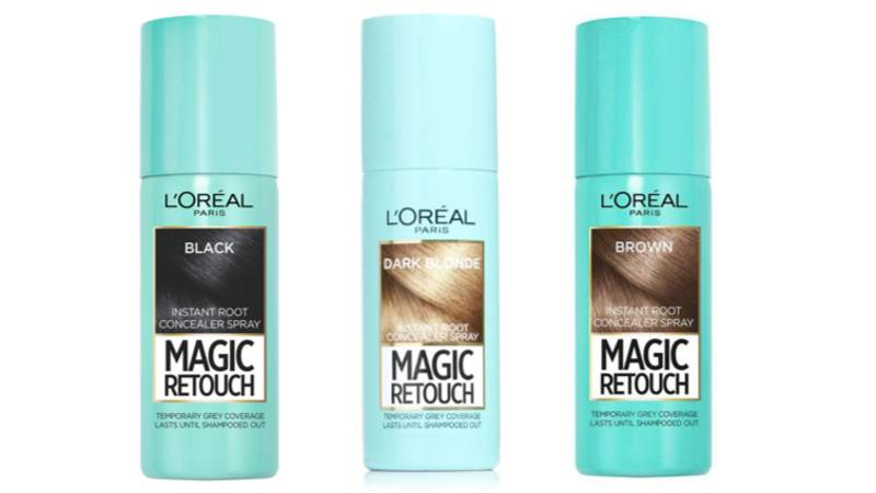 People Are Raving About This Root Touch Up Product That's Not Dye