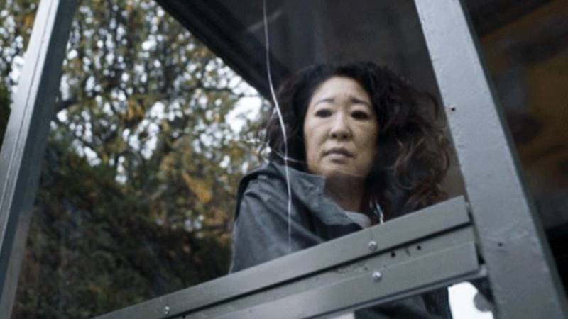 ​This Killing Eve Scene Was Nearly Cut Until Sandra Oh Fought To Save It