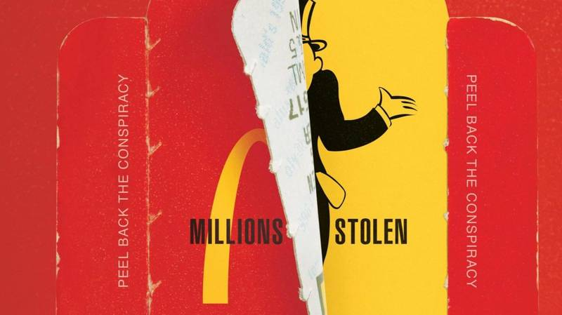 'McMillions': Documentary On McDonald's Monopoly Fraud Scam Is Coming To Sky