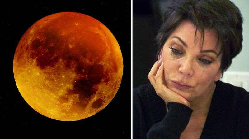 A Blood Moon Is Coming And It Could Make You Super Moody
