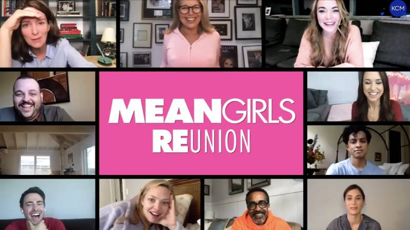 'Mean Girls' Cast Reunites After 16 Years And It's So Fetch