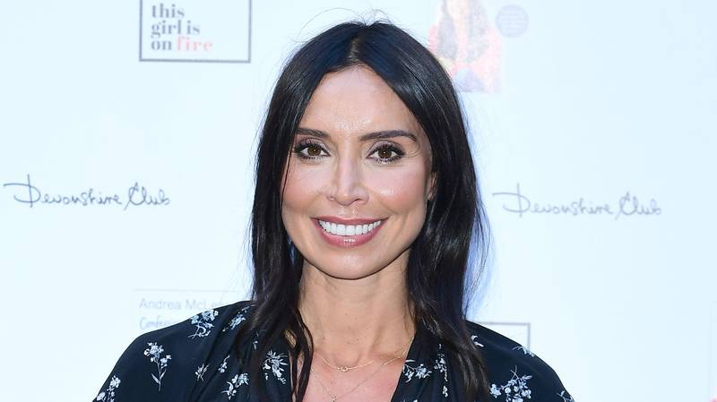 Christine Lampard Gets Emotional As She Returns To 'Loose Women'