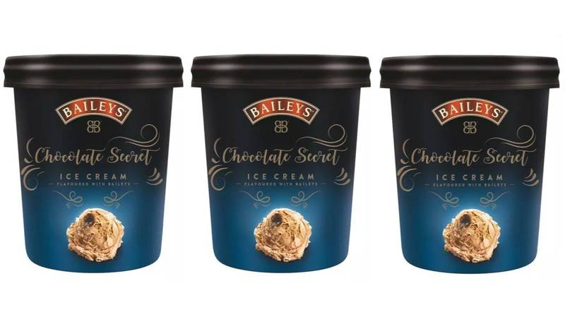Baileys Launches 'Chocolate Secret' Ice Cream And It's Stocked In Tesco
