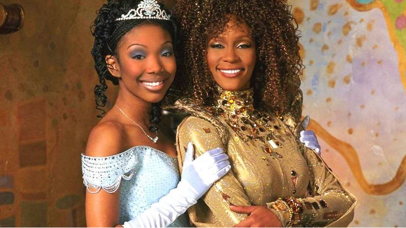 Rodgers & Hammerstein's Cinderella: Brandy And Whitney Houston's Cinderella is Coming to Disney+