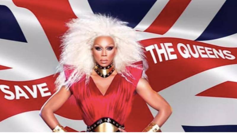 Here's Everything We Know About RuPaul's Drag Race UK
