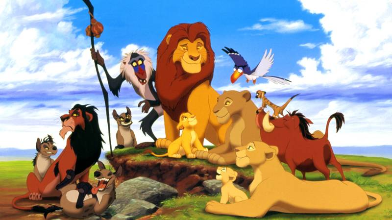 People Have Voted Circle Of Life the best Disney Song Of All Time