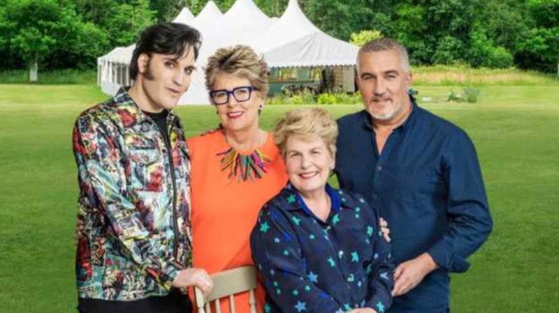Channel 4 Drops Trailer For New 'Great British Bake Off' Series And It's A Showstopper