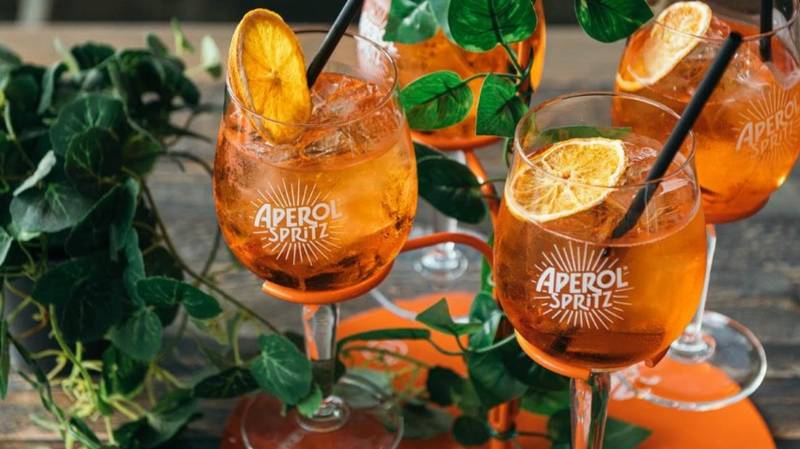 A Bottomless Aperol Spritz Brunch Is Coming To The UK