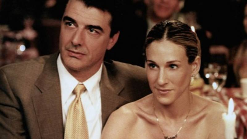 The Sex And The City Reboot Won't Feature Chris Noth As Mr. Big