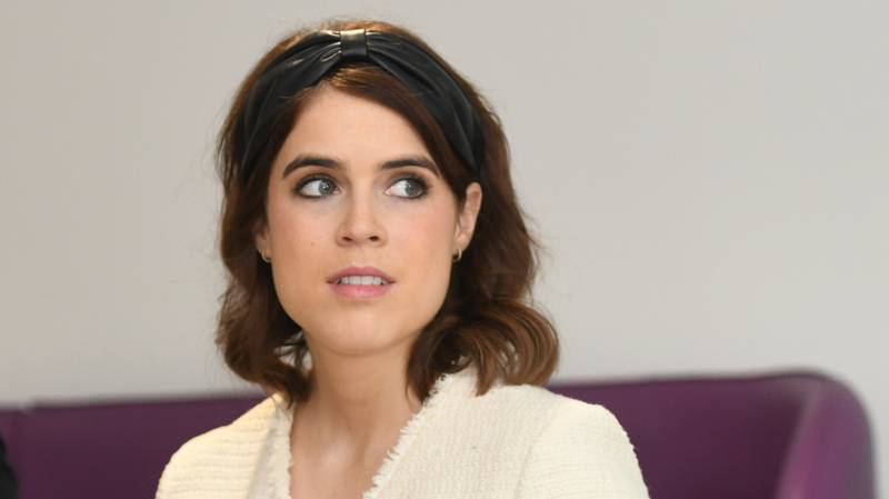 Princess Eugenie Is Being Trolled On Instagram For A Spelling Mistake