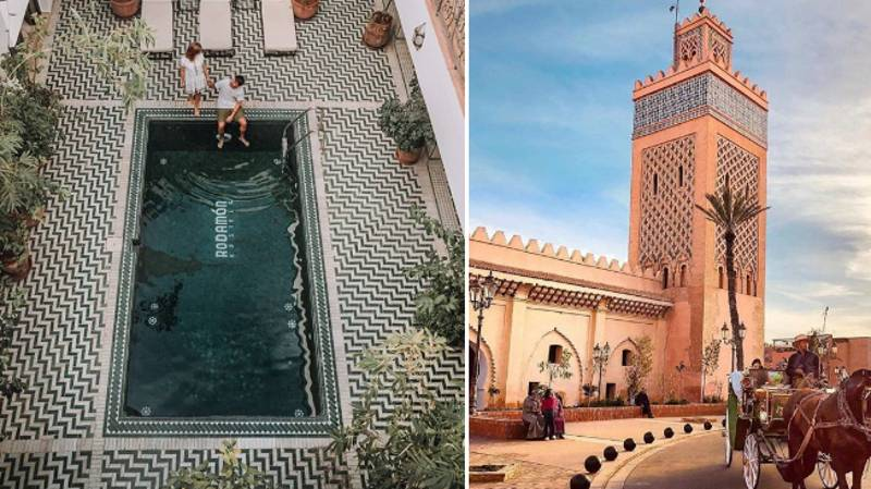 This Gorgeous Hostel In Marrakech Costs As Little As £13.90 Per Night