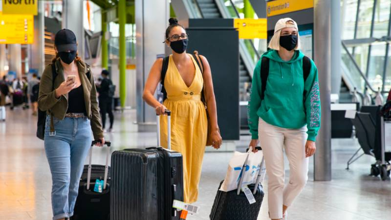 Government Slashes Coronavirus Holiday Quarantine From Two Weeks To Five Days