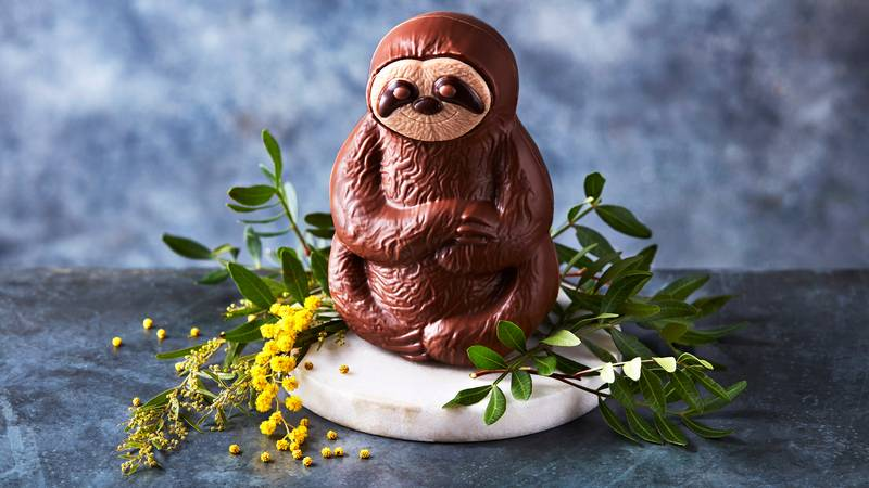 M&S Unveils Its Easter Range And There's A Giant Chocolate Sloth