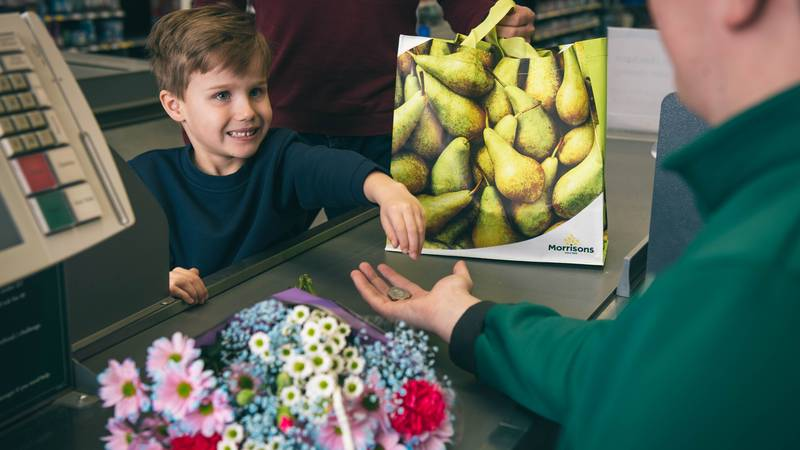 Morrisons Is Selling 'Pocket Money Bouquets' For Mother's Day