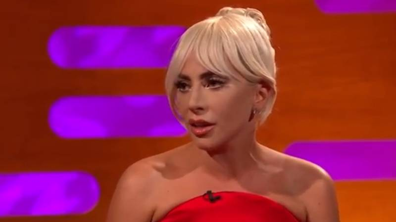 Lady Gaga Keeps Saying The Same Line About Bradley Cooper In Every Interview
