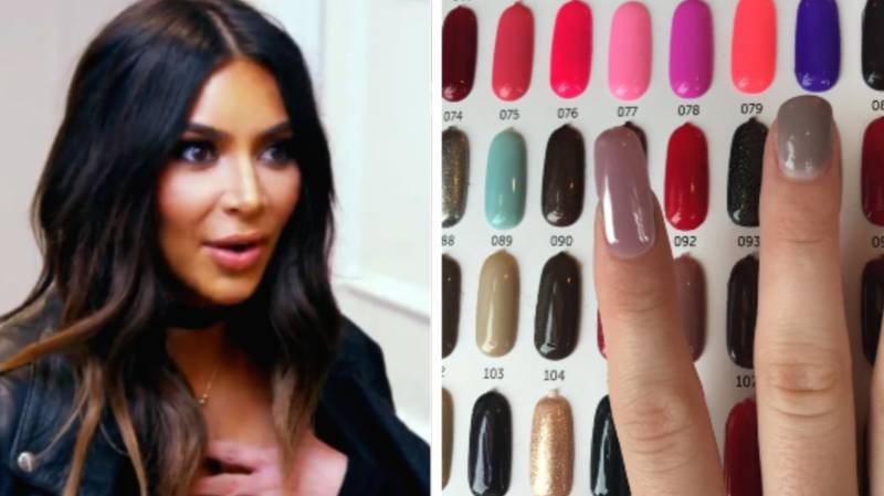 This Genius Hack For Picking A Nail Colour At The Salon Has Gone Viral
