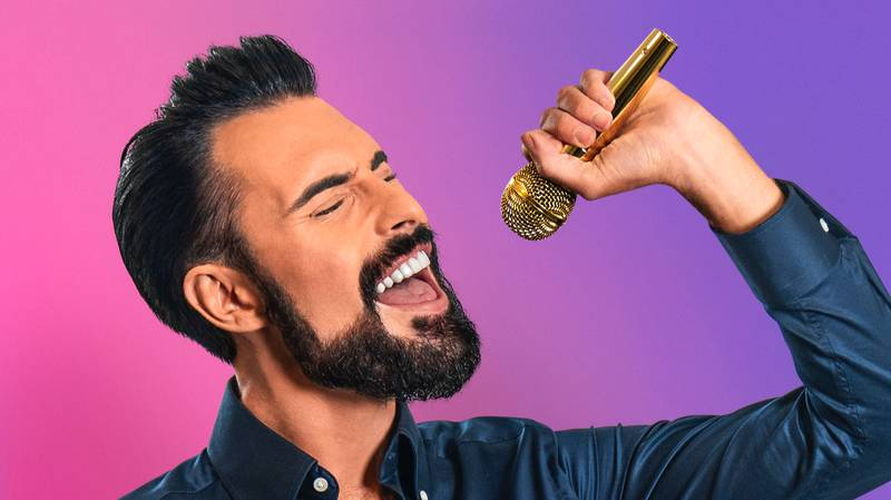 Rylan Collapses As He Finishes 24-hour Karaoke Challenge For Children In Need