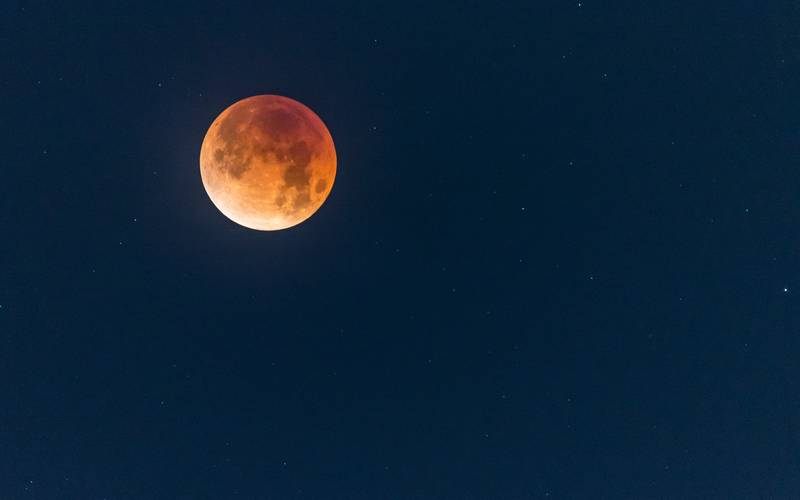 How To Watch The Mesmerising Penumbral Lunar Eclipse This Week