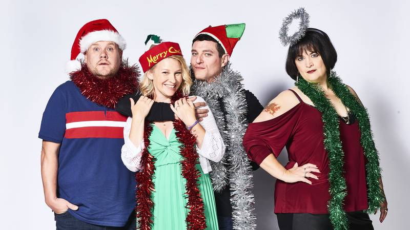 'Gavin & Stacey Christmas Special' Airs On BBC At 8.30pm On 25th