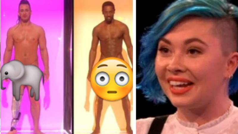 Naked Attraction 'Breaks Down' Barriers With Transgender Contestants