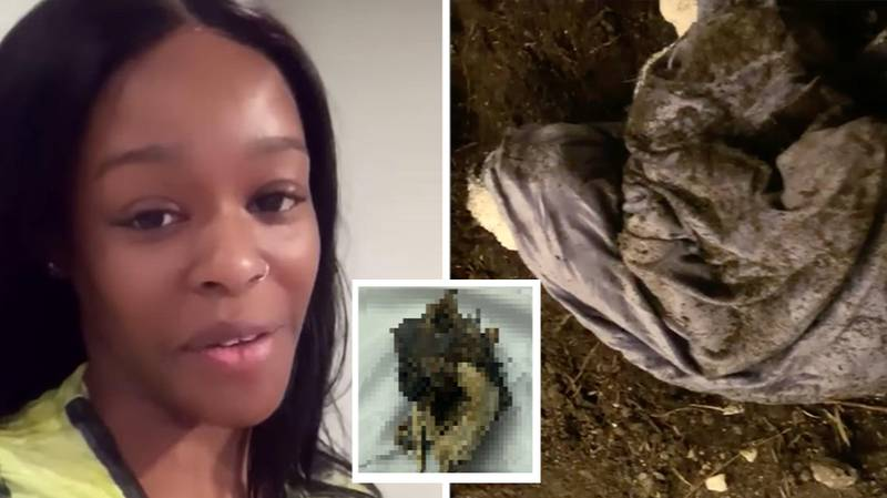 Azealia Banks Sparks Concern By Digging Up And 'Cooking' Dead Cat