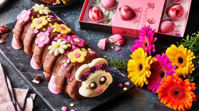 M&S Launches Special Mother's Day Connie The Caterpillar