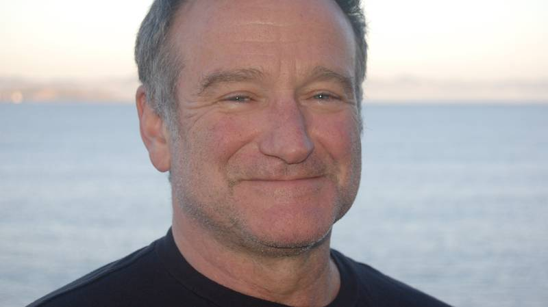 Robin Williams Visited Friend On The Night He Died And Asked For A Hug