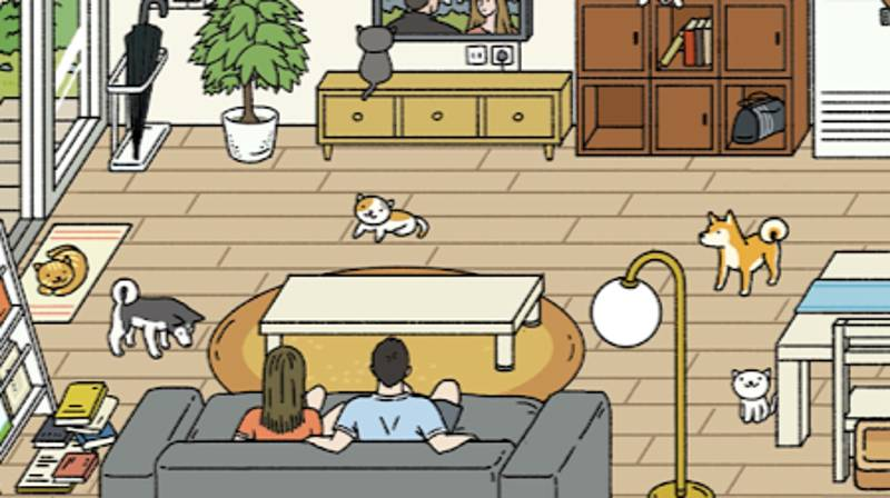 New Mobile Game Lets You Stay At Home And Play With Your Cats