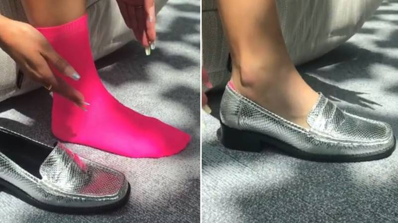 Genius Sock Hack From ASOS Could Save You From A Big Fashion Faux Pas